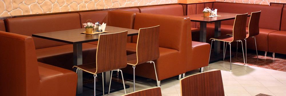 Ресторан диван в Москве